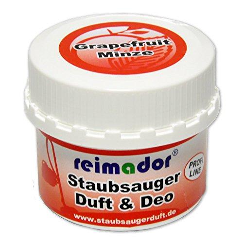 Staubsaugerduft Grapefruit Minze 100 ml für die Geruchseliminierung beim Staubsaugen