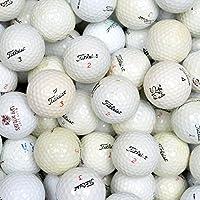 Second Chance Titleist Assorted Model Lake Golf Balls Grade B