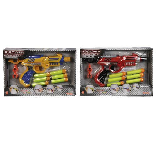Simba 107210057 - X-Power Speed Blaster (Speed Blaster)