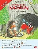 Der kleine Drache Kokosnuss reist in die Steinzeit: Erstes Lesen mit Bildern (Bände im Fibelprinzip, Band 2)