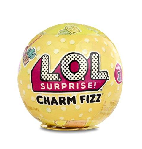 Confezione da 2 L.O.L Sorpresa! Charm Fizz Surprise Pack Bath Fizz