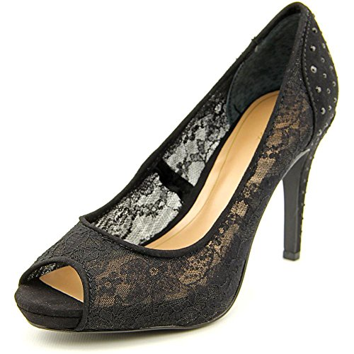 Style & Co Janie Toile Talons Black