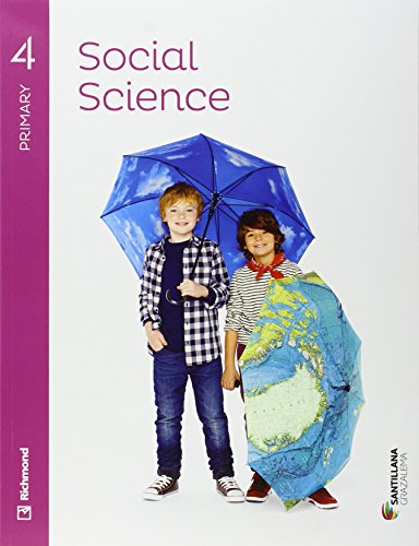 SOCIAL SCIENCE 4 PRIMARY STUDENT'S BOOK + AUDIO - 9788483056820 por Vv.Aa.