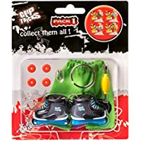 Grip & Tricks - Finger Roller Freestyle - Mini Patines Freestyle Pack1