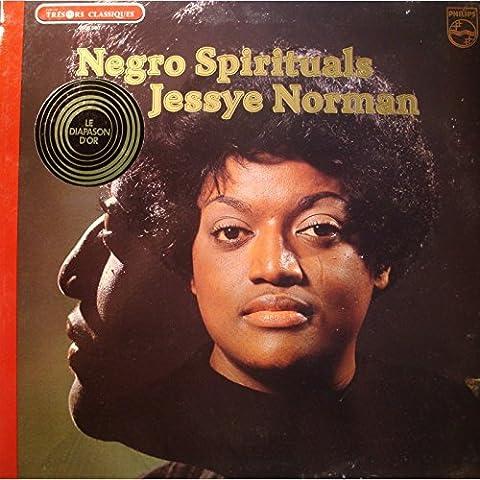 JESSYE NORMAN negro spirituals LP 1979 Philips - Gospel train