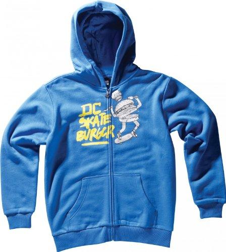 DC Shoes Court Craffik Kids Shoe D0300504B, Baskets mode mixte enfant bleu