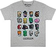 Minecraft Mini Mobs Boys T-Shirt | Producto Oficial