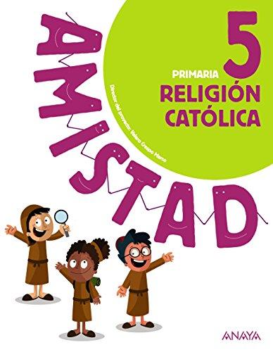 Religión Católica 5. (Amistad)
