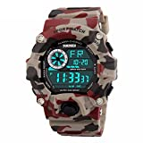 Elios Skmei 1019 Led Sports Military Watch 50M - Best Reviews Guide