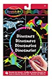 Melissa & Doug 15917 - Fogli di Disegni Scratch Art: Dinosauri