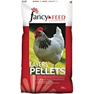 Fancy Feeds Layers Pellets 20 Kg