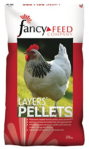 Fancy Feeds Layers Pellets