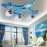 Kinderzimmerlampe Flugzeug Lampe kreative Schlafzimmer Wohnzimmer Deckenleuchte
