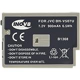 Inov8 R-C-B Batterie Li-Ion de rechange pour appareil photo numérique JVC BN-V507