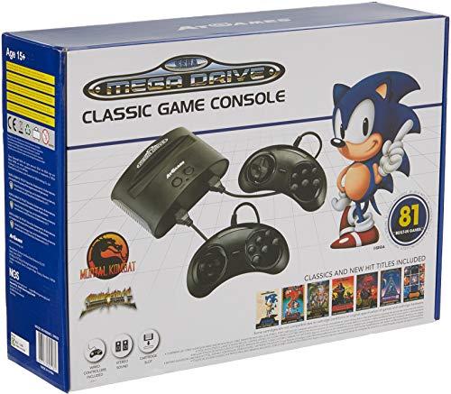 SEGA Genesis Consola Retro Sega Mega Drive