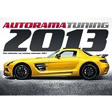 Autorama 2013 Car Tuning Calendar