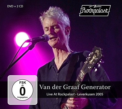 Live at Rockpalast-Leverkusen 2005 (2CD + DVD)