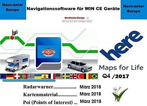 Igo Primo Premium Europa Navigationssoftware Juni 2017 PKW-LKW-Busse-Camper (Igo-software)