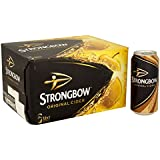 Strongbow Original Cider, 12 x 440ml Cans