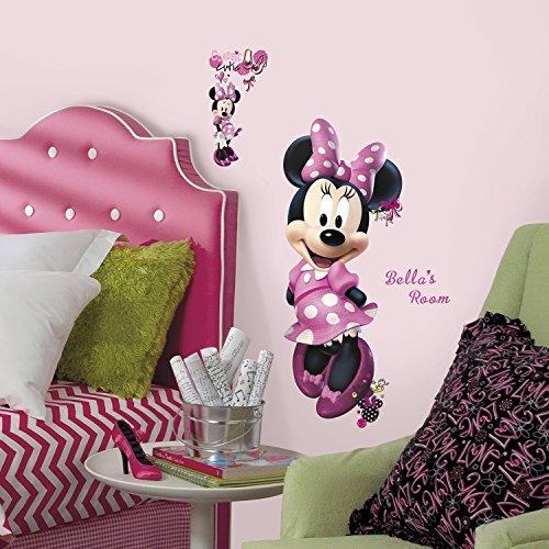 RoomMates Minnie Peel & Stick Wall Décor Set -