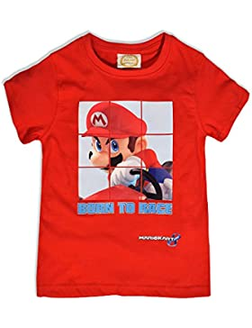 Super Mario Bros - Camiseta de manga corta - Manga Corta - para niño