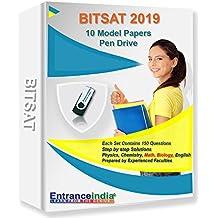 BITSAT 2019 Model Papers 10 Sets (Pen Drive)
