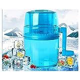 Tremblement Glace machine à glace manuel machine à glace machine Mini Petite Sable Ice machine enfants Home Ice machine à glace Frits machine