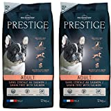 Flatazor 2 x 12 kg Prestige Adult Cereal Free with Salmon (Lachs)