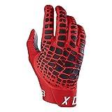 Fox 2017 Herren Motocross/MTB Handschuhe - 360 GRAV - rot: Größe Handschuhe: XL/11