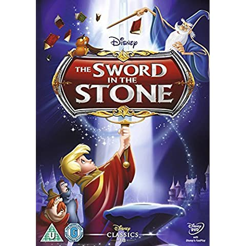 The Sword In The Stone [DVD] [1963] by Wolfgang Reitherman