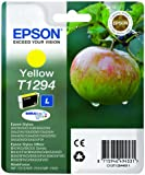 Epson Ink Cart T129 Retail Pack Untagged - Yellow