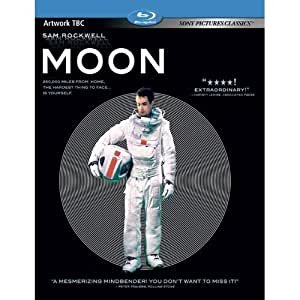 Moon [Blu-ray] [2009] [Region Free]