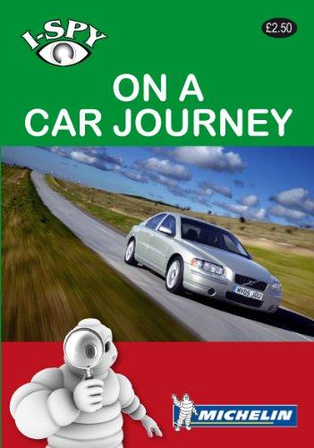 i-SPY Car Journey (Michelin i-SPY Guides) par i-SPY