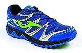 Joma - Zapatillas de Trail Running Sierra, Hombre, 504-Royal
