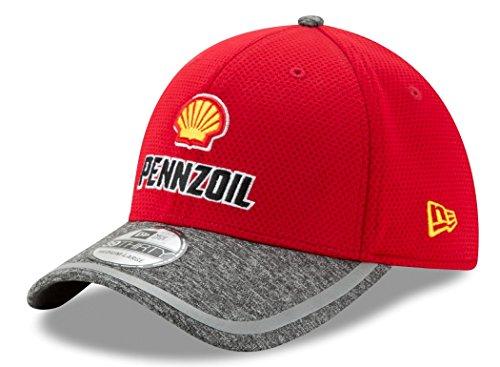 Joey Logano NASCAR New Era 39THIRTY Performance 'Driver' Flex Fit Hat Hut