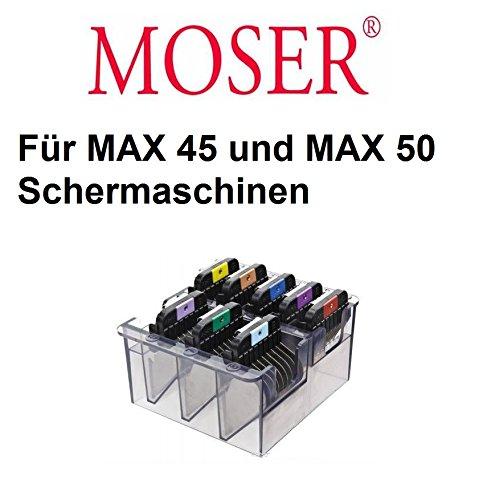 samsebaer-43931-lot-de-8-sabots-metalliques-pour-tondeuses-pour-animaux-modeles-max-45-et-50-de-marq