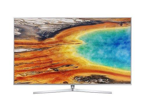 Samsung MU8009 189 cm (75 Zoll) Fernseher (Ultra HD, Twin Tuner, HDR 1000, Smart TV) [Energieklasse A] (Samsung Led 75)