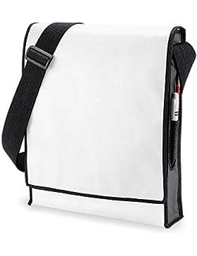 BagBase Messenger-Tasche / Umhängetasche, 10 Liter