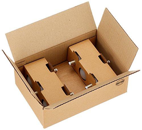 AmazonBasics E14 _6_40W ND Luster P-shape