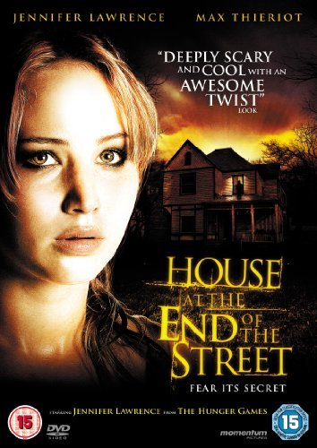 House at the End of the Street [DVD] by Jennifer Lawrence