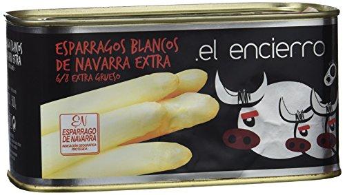 Don Celorrio 11 - 11002A Esparrago 6-8 Frutos Extra Lata D.O. Navarra - 1 kg