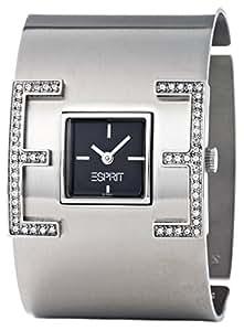 Esprit Damen-Armbanduhr E-Motion Silber ES101712004