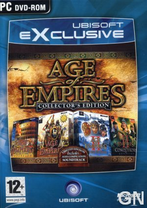 [Import Anglais]Age Of Empires Collectors (Limited) Edition Game PC