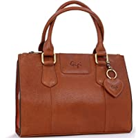 Gigi Mid-Size Tote Bag - Leather - Giovanna 9046