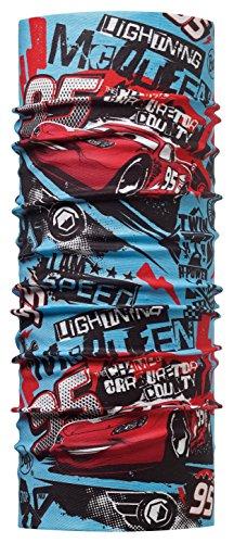 RIGINAL Licenses Disney Cars Schlauchtuch + UP® Ultrapower Schlauchtuch | Kinder | Unisex | Halswärmer | Sturmhaube | Schal | Kopftuch | Halstuch, Buff Design allgemein:POWER MULTI | 113213.555.10 (Disney Bekleidung Für Erwachsene)
