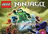Lego Ninjago Einladungskarten 12er Set inkl. 12 Umschläge N3