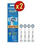 Oral-B Precision Clean Diş Fırçası Yedek Başlığı, 8 adet