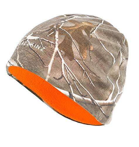 51584596ab623 SealSkinz Unisex Adult Wasserfest wendbare Mütze Realtree Xtra Camo Blesse  Orange