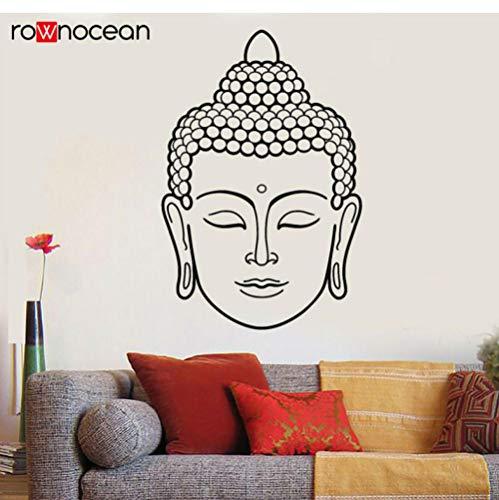 Wandaufkleber Dekoration Kunstwerk Hindu Gott Religion Zeichen Zuhause schöne Wandbild 42x63cm