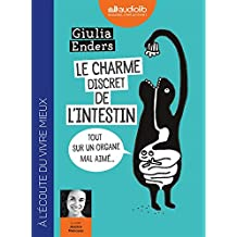 Le Charme discret de l'intestin: Livre audio 1 CD MP3